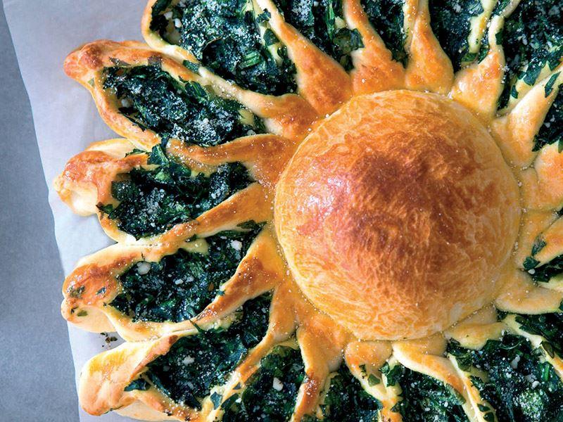 Yeşilli börek