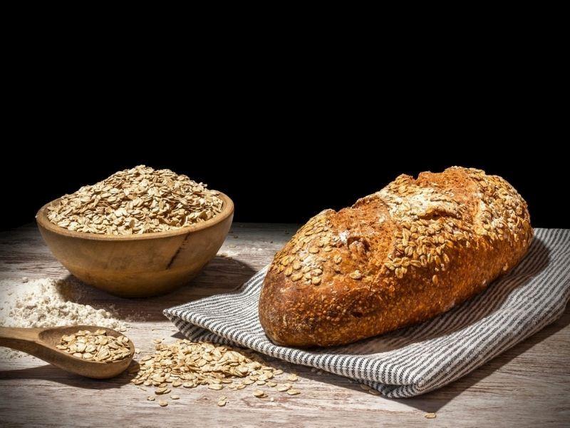 Yulaf Ekmeği