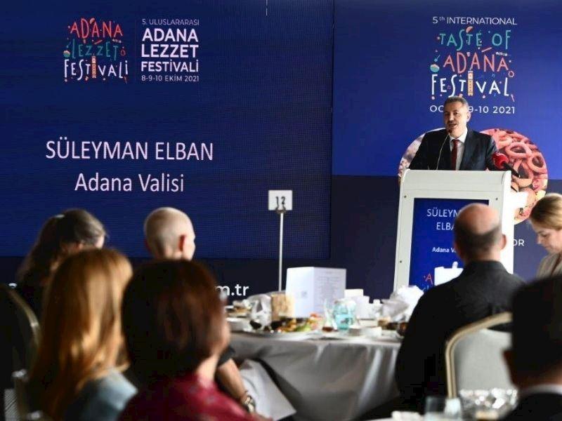 5. Uluslararası Adana Lezzet Festivali