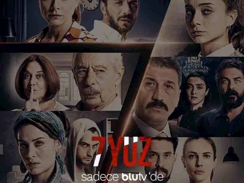 """""""7YÜZ"""" Çok Yakında BluTV'de."""