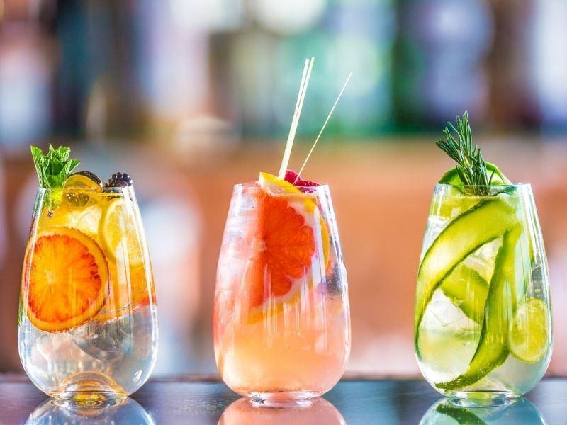Alkolsüz Kokteyl Tarifleri: Ev Yapımı 15 Farklı Kokteyl Tarifi