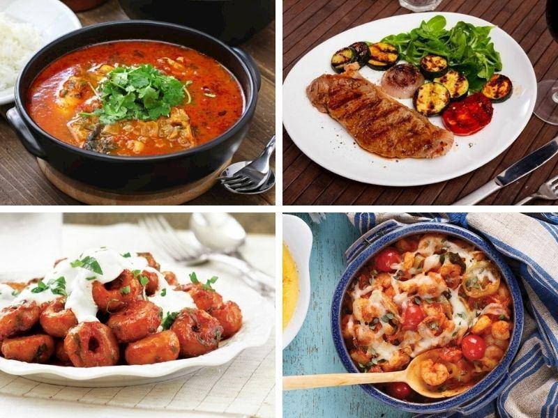 Ana Yemek Tarifleri: Kolayca Yapabileceğiniz 22 Nefis Ana Yemek Tarifi