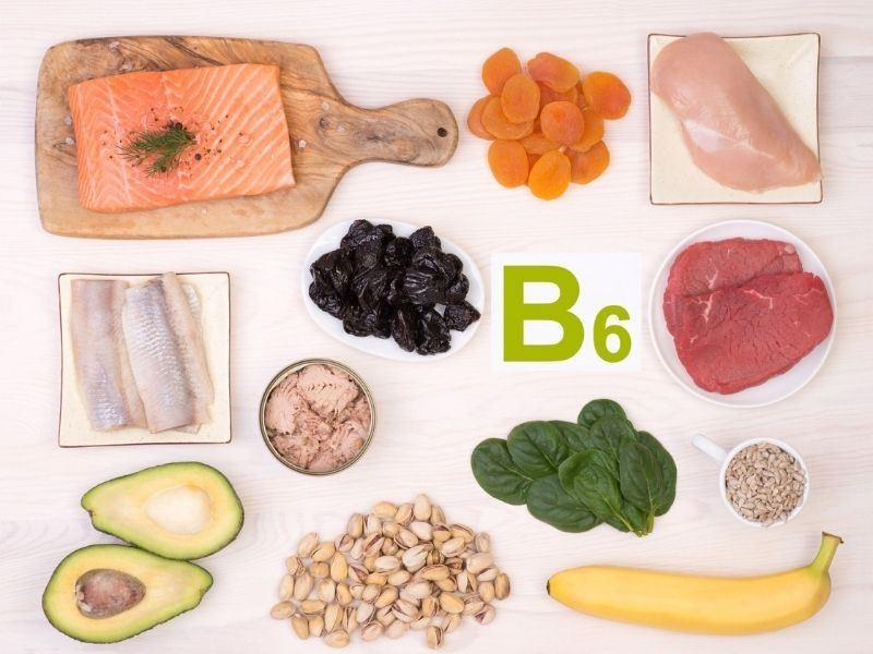 B6 Vitamini Nedir, Hangi Besinlerde Bulunur?