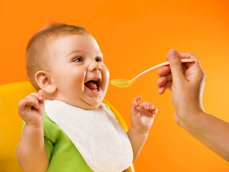 Bebekler İçin Kilo Aldıran Tarifler: Uzmanından 5 Farklı Tarif
