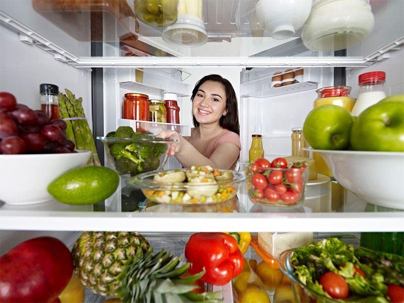 Besinler Bozulmadan Buzdolabında Nasıl Saklanır?