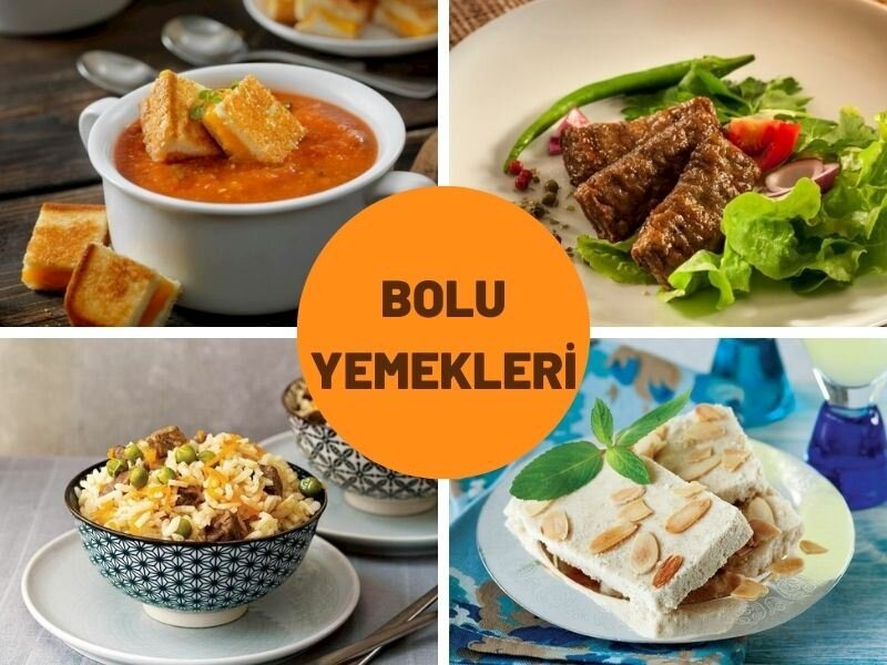 Bolu Yöresel Yemekleri: Bolu Mutfağından 14 Meşhur Tarif