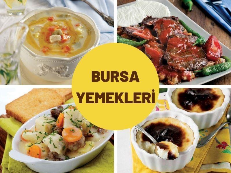 Bursa'nın Yöresel Yemekleri: Bursa Mutfağından 11 Meşhur Yemek Tarifi
