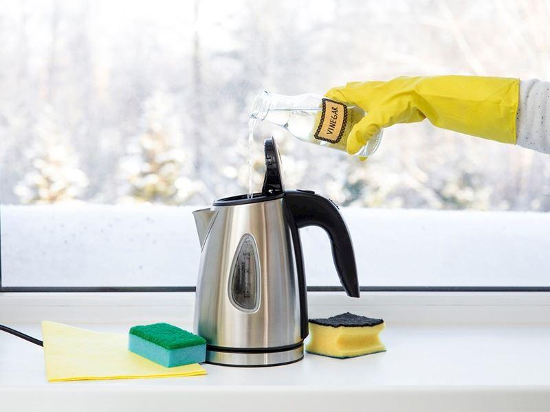 Çaydanlık Kireci Nasıl Temizlenir? En Etkili Yöntemler