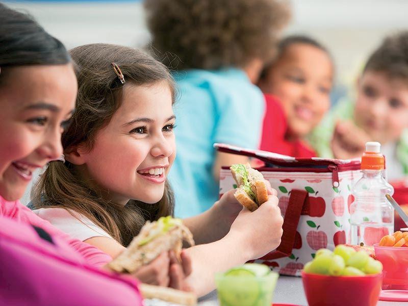 Çocuklar nasıl beslenmeli?