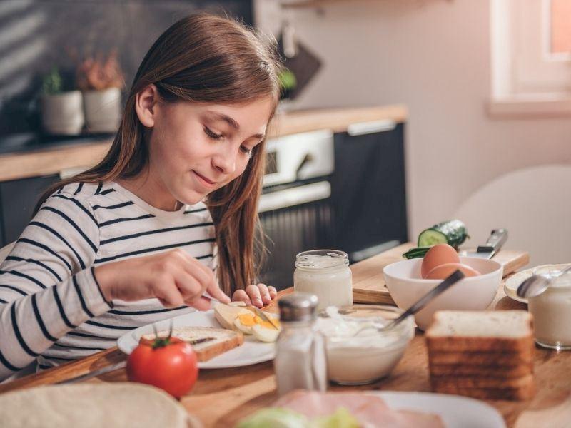 Çocuklara Sağlıklı Besinleri Sevdirmenin Yolları