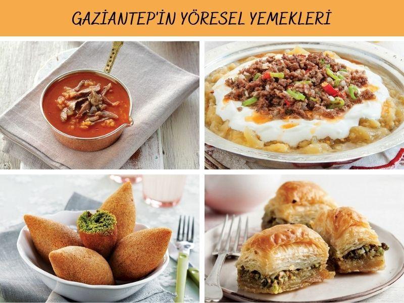 Gaziantep Yemekleri: Antep Mutfağından 19 Nefis Yemek
