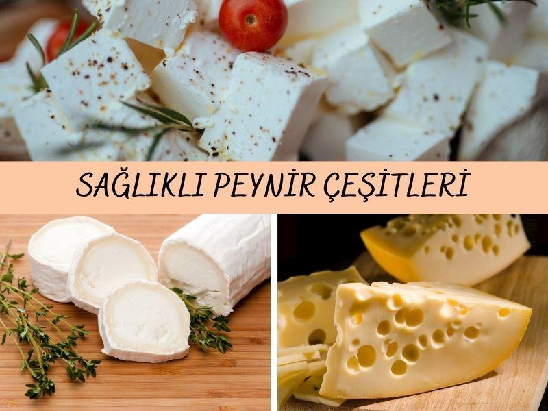 En Sağlıklı Peynir Çeşitleri: Az Kalorili, Yağsız 9 Peynir Çeşidi