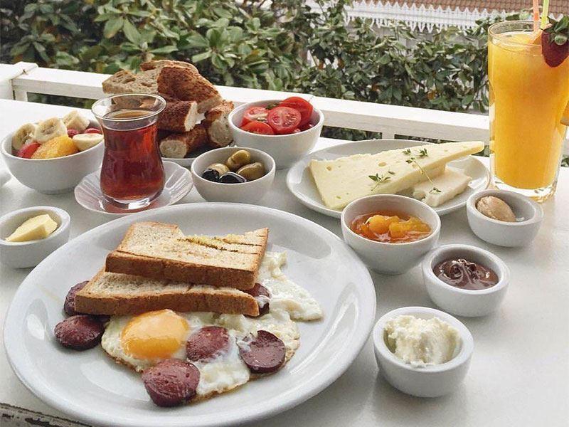 Eray Kılıç'tan kahvaltı için olmazsa olmaz 5 mekan