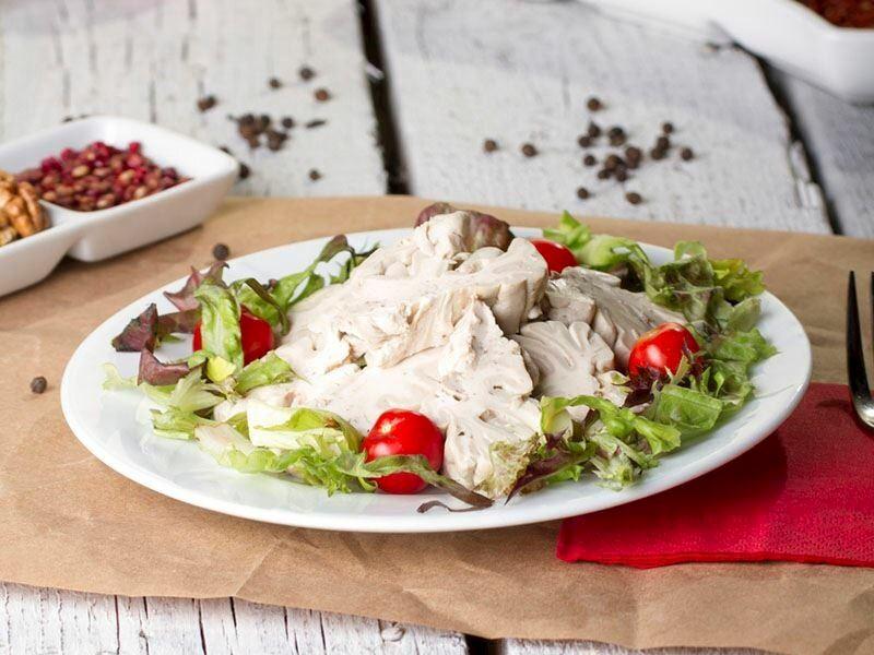 Etli Salata Tarifleri: Bayrama Özel 10 Etli Salata Tarifi