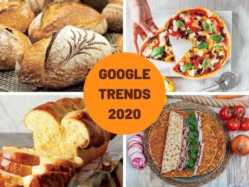 Google Trends 2020: Google'da En Çok Aranan Yemekler Açıklandı!