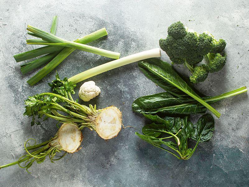 Her güne 7 lezzetli sebze tarifi
