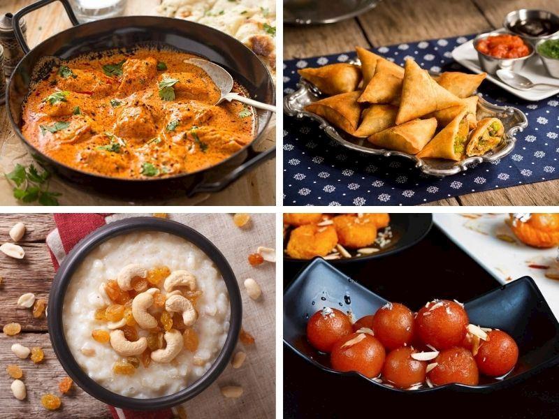 Hint Yemekleri: Hint Mutfağından 12 Farklı Tarif