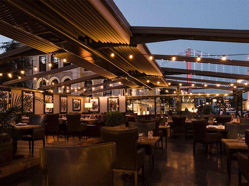 İstanbul'un en yenisi Sea Salt ve dünyanın en iddialı restoranlarını Datça'ya taşıyan D Maris