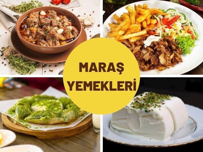 Kahramanmaraş Yöresel Yemekleri: Maraş Mutfağından 15 Nefis Tarif