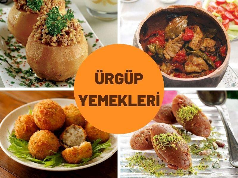 Ürgüp Yöresel Yemekleri: Ürgüp Mutfağından 13 Meşhur Yemek