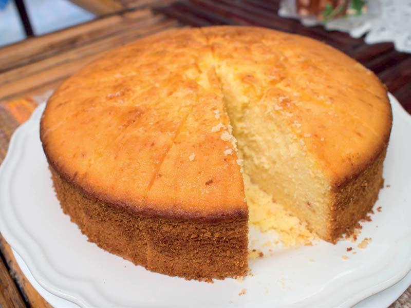 Kek pişirmenin püf noktaları