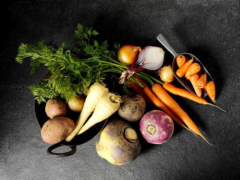 Kök sebzelerin faydaları ve püf noktaları
