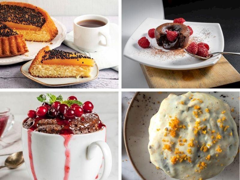 Kolay Kek Tarifleri: Evde Kolayca Yapabileceğiniz 12 Farklı Kek Tarifi