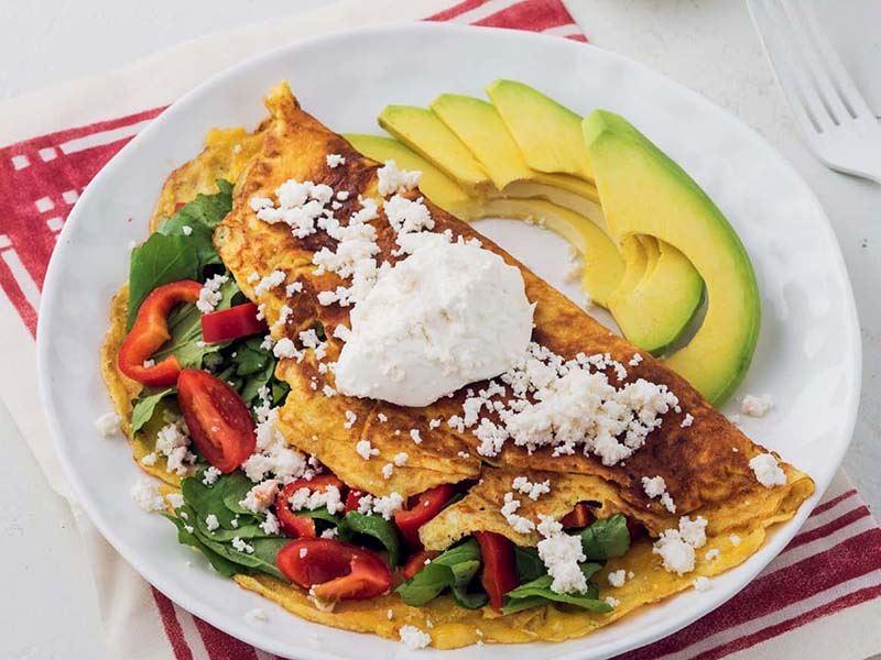 Kolay Omlet Tarifleri: Kahvaltı Sofralarına Çok Yakışacak 20 Değişik Omlet Tarifi