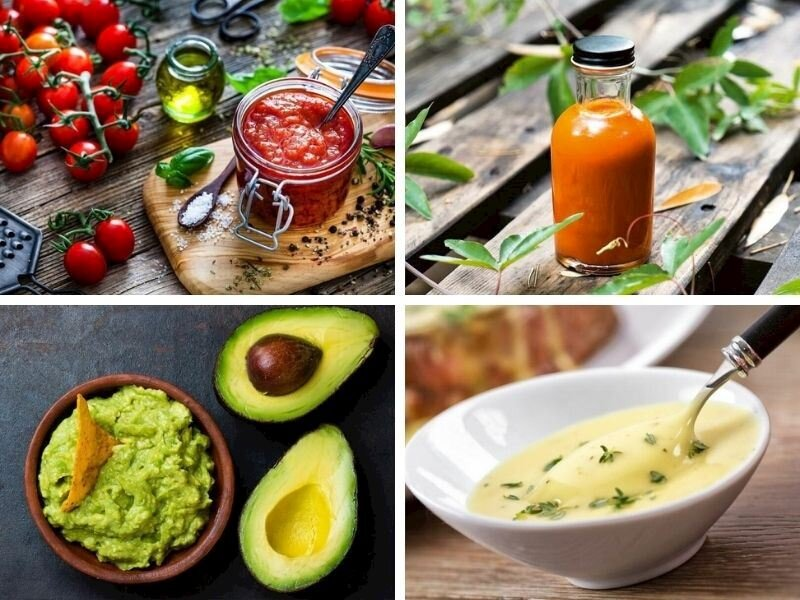 Kolay Sos Tarifleri: Yemeklerin Lezzetini İkiye Katlayacak 23 Nefis Sos Tarifi