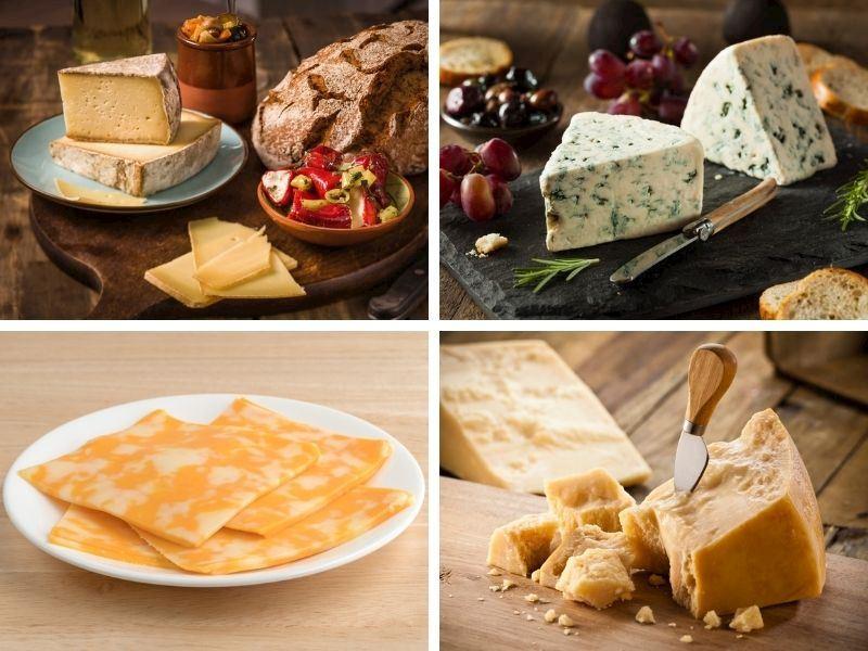 Küflü Peynir Çeşitleri Nelerdir?