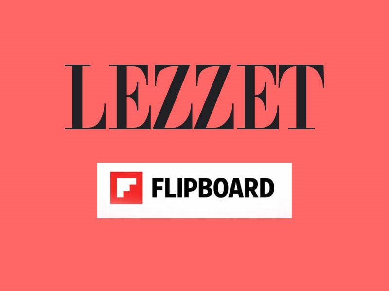 Lezzet Dergisi Flipboard'da!