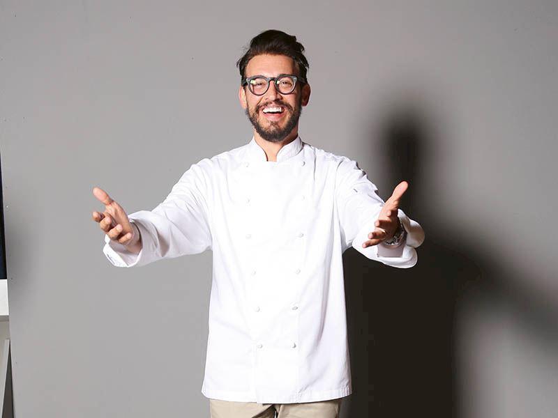 Master Chef Danilo Zanna İle İtalyan Usulü Yılbaşı Yemekleri