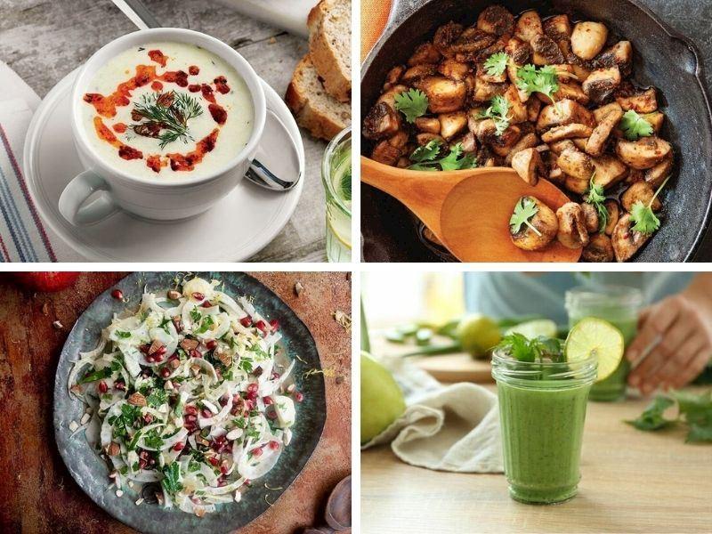 Metabolizmayı Hızlandıran Çorbalar ve Salatalar