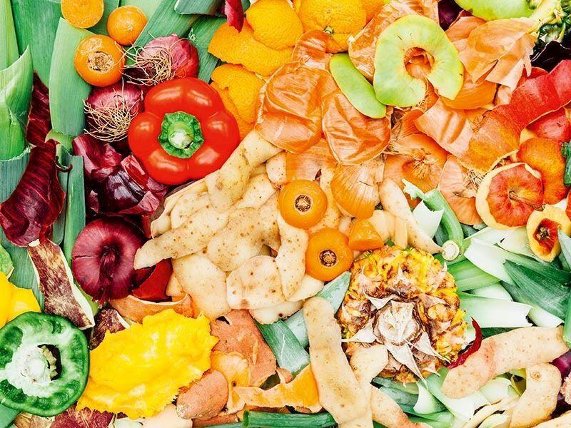Meyve ve Sebze Kabukları Nasıl Değerlendirilir?