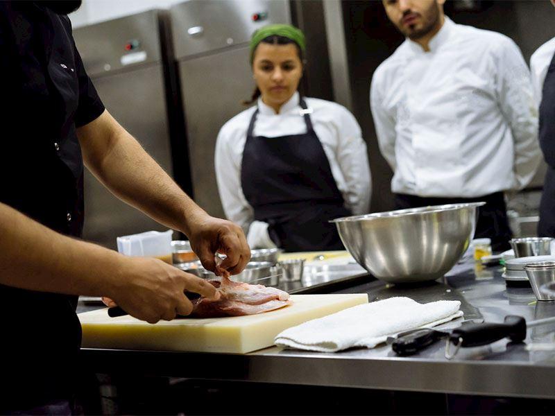 Mutfak eğitimi üzerine kısa bir tartışma
