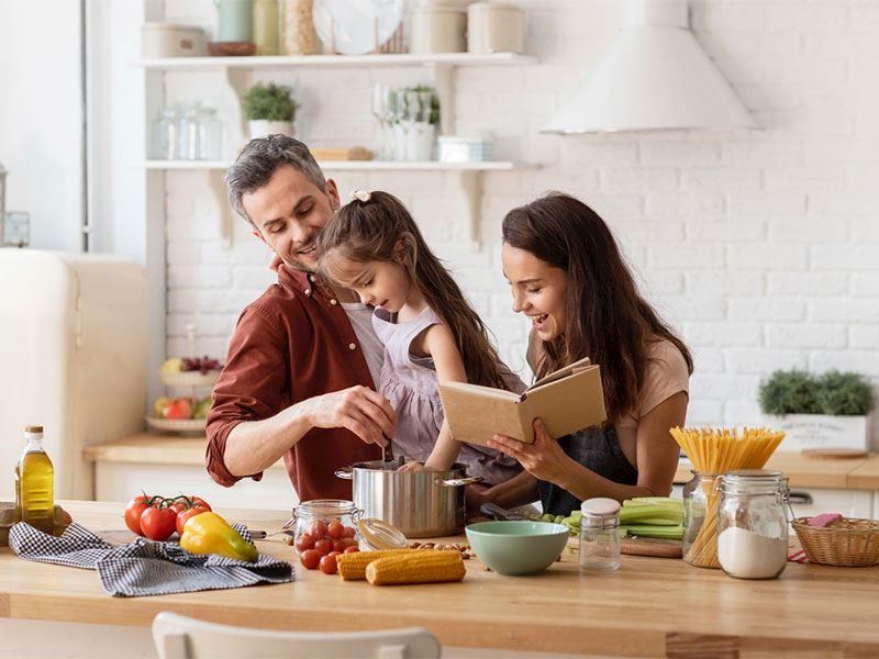 Mutluluğun sırrı mutfakta mı?