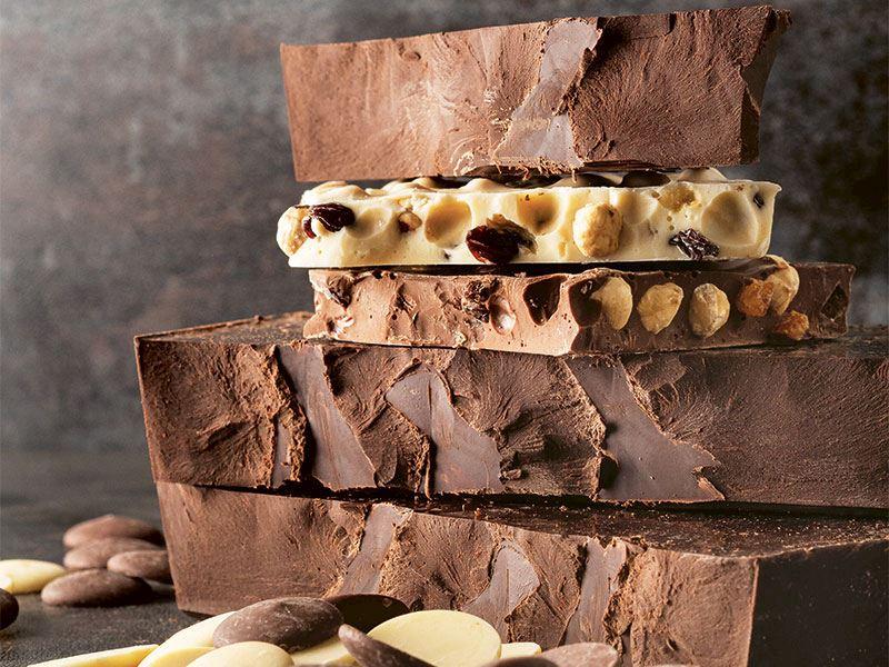 Mutluluk dopingi çikolata ile pratik ve kolay tarifler