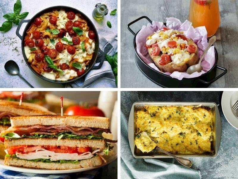 Öğle Yemeği Tarifleri: Pratik ve Doyurucu 17 Öğle Yemeği Tarifi