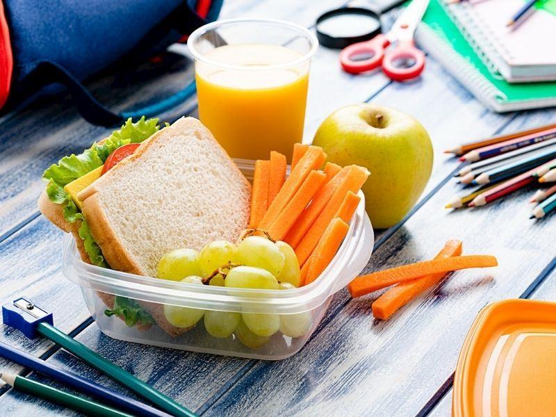 Okul Yemekleri: Çocuklar İçin 12 Nefis Yemek