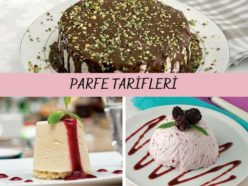 Parfe Tarifleri: 10 Farklı ve Nefis Parfe Tarifi