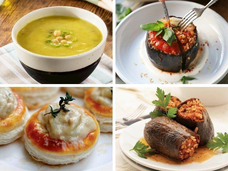 Patlıcan Yemekleri: Patlıcanla Yapılan 20 Kolay ve Nefis Tarif