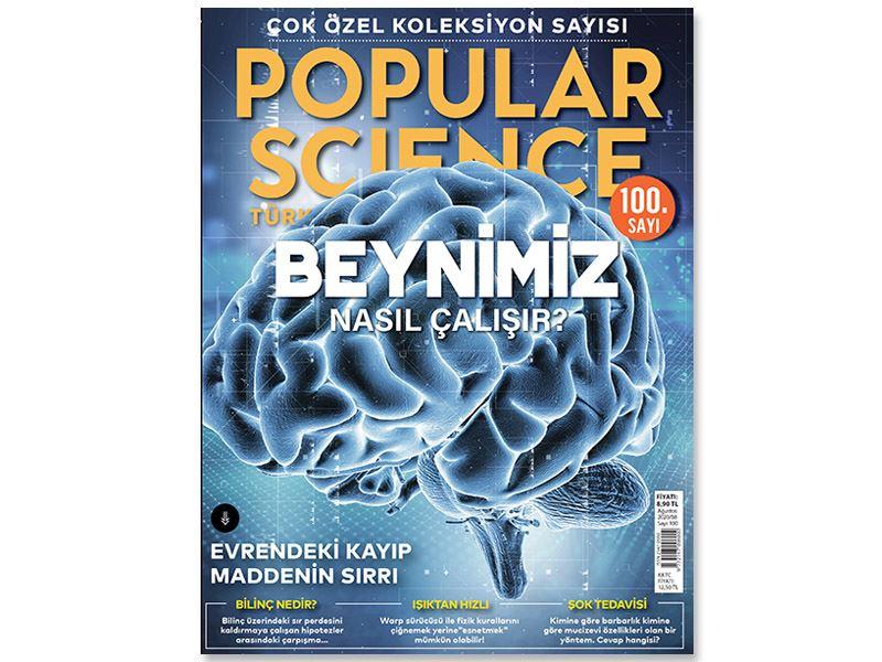Popular Science'tan 100. Sayıya Özel Einstein Evreni Kitabı!