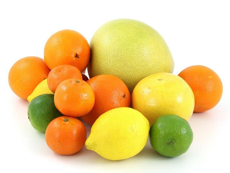 Portakal, limon, mandalina ve greyfurt...