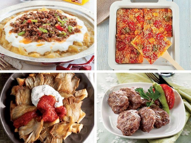 Pratik İftar Yemekleri: 30 Dakika Altında Hazırlanabilecek 20 Nefis Tarif