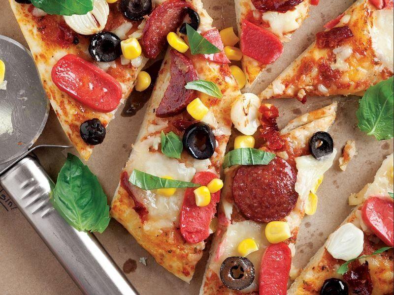Sağlıklı Pizza Tarifleri: 10 Farklı ve Doyurucu Pizza Tarifi