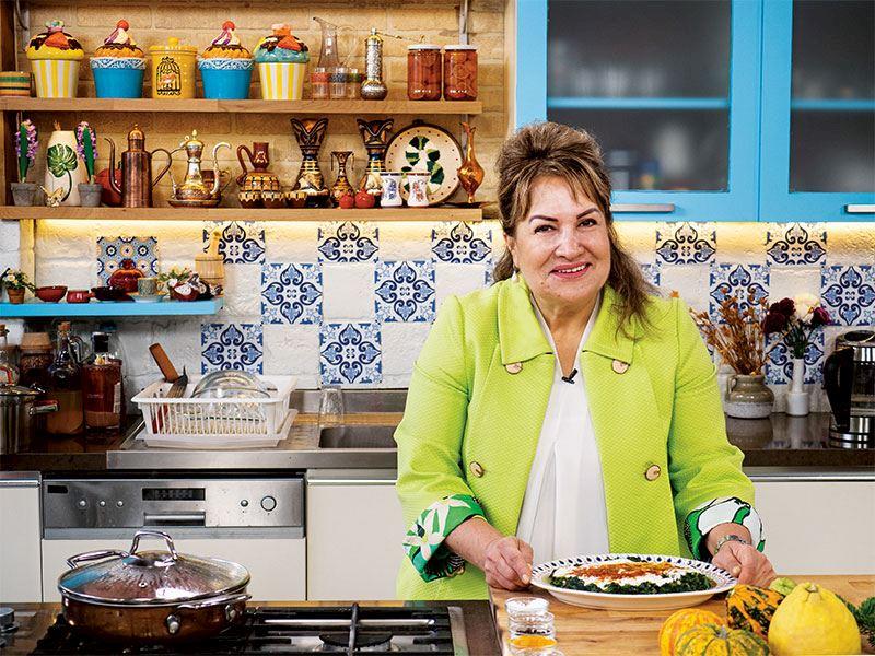 Sahrap Soysal ile Anadolu Mutfağı