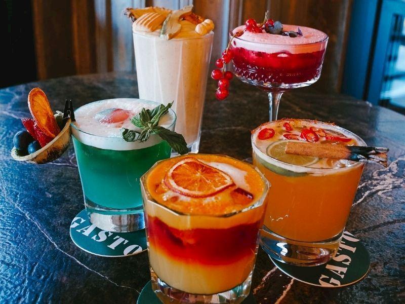 Şef Emircan Canatar'dan Alkolsüz Kokteyl Tarifleri