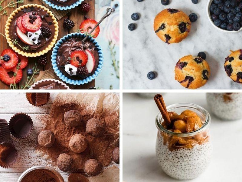 Şekersiz Tatlı Tarifleri: Diyet Listelerine Özel Az Kalorili 26 Şekersiz Tatlı Tarifi