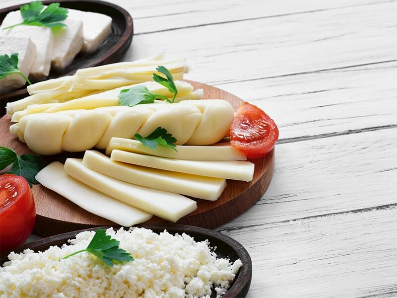 Sofraların baş tacı: Peynir