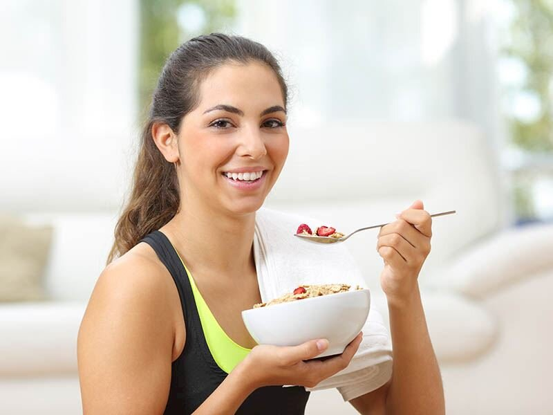 Spor yaparken beslenme nasıl olmalı?